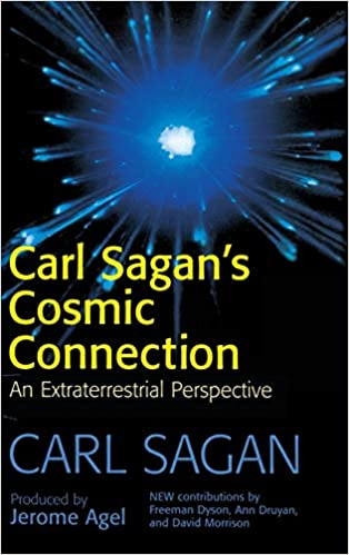 Buy Carl Sagan's Cosmic Connection: An Extraterrestrial Perspective Book Online at Low Prices in India   Carl Sagan's Cosmic Connection: An Extraterrestrial Perspective Reviews & Ratings - Amazon.in