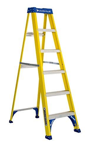Louisville Ladder FS2006, 6-Feet/250lb