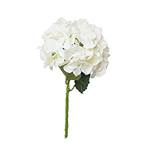 YJYDADA Bouquet Wedding,Artificial Silk Fake Flowers Peony Floral Wedding Bouquet Bridal Hydrangea Decor 46