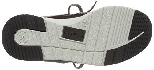 Bugatti Damen 442271646900 Sneaker Braun (Light Brown 6200)