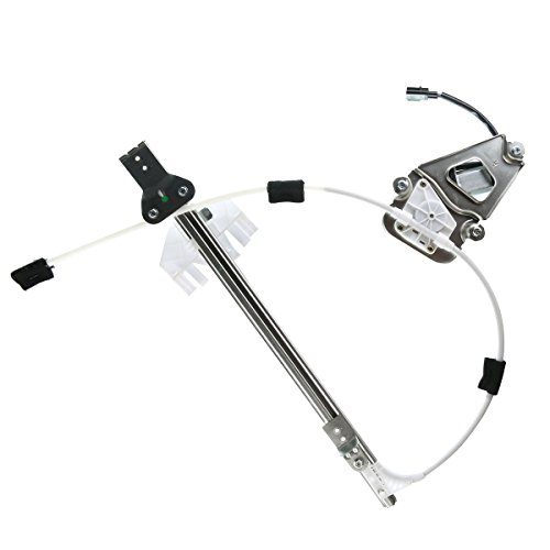 Front Right Passenger Side Power Window Regulator with Motor for Jeep Liberty 2006-2007