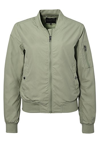 Authentic Style Mujeres Chaquetas / Cazadora bomber Sublevel Verde
