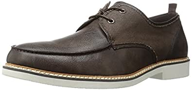 Kenneth Cole Unlisted Men's Fun Mode Slip-On Loafer, Dark Brown, 7 M US