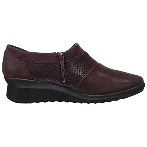 Bueno wreapped Clarks 261293684, Zapatos Sin Cordones Mujer