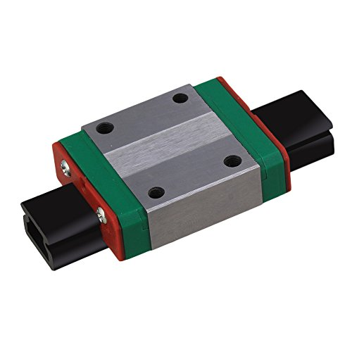 BQLZR MGN12C Mini Linear Guide Rail Sliding Block for Linear Sliding Device Precision Measurement Manufacturing Equipment