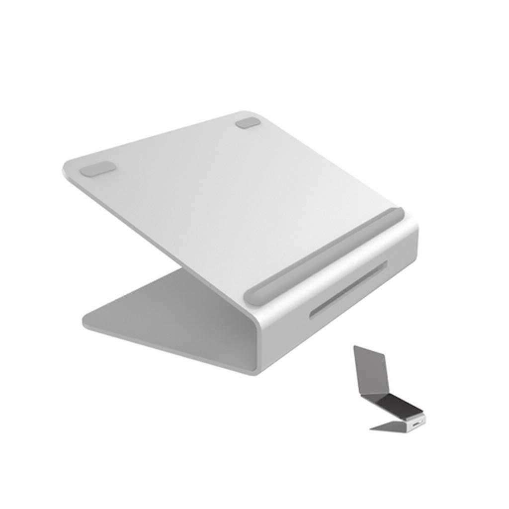 Portátil Soporte Aleación de Aluminio Ordenador Aumento del ...