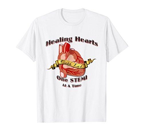 Healing Hearts: One Stemi Cardiovascular Shirt