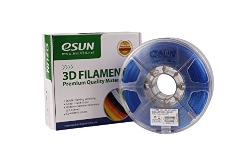 eSUN-175mm-Glass-Light-Blue-PLA-3D-Printer-filament-1kg-Spool-22lbs-Glass-Blue