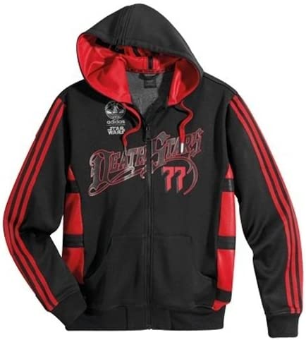 Adidas Originals STAR WARS Darth Vader 77 VESTE NOIRE ROUGE