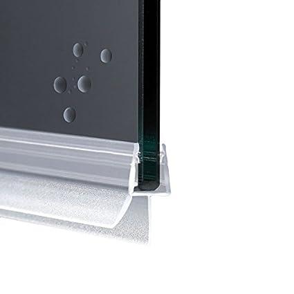 Guarnizioni Box Doccia Torino.200cm Ec 204 Guarnizione Box Doccia Con Gocciolatoio Per Vetri Di Spessore Da 6 E 8 Mm