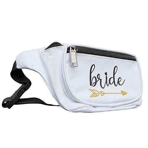 (Put a Ring on It Bride Fanny Pack for Bachelorette Party. Fun Bachelorette Fanny Pack Gift Accessory for Parties and Weddings. Perfect for The Bride and Bride Tribe.)