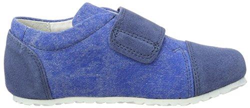 Birkenstock Casper - Zapatillas de casa Unisex Niños Blau (Blue)