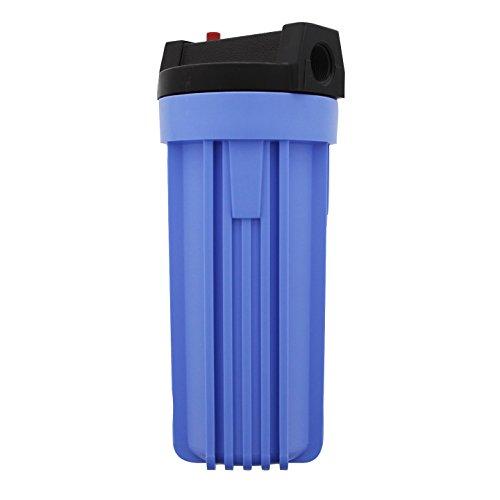 Pentek 150002 10 Blue/Black Filter Housing with 3/4 Caps with PR by Pentek
