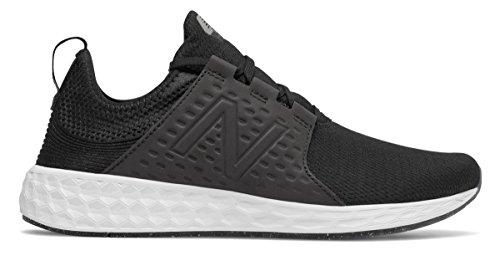 欲求不満潜在的な地質学(ニューバランス) New Balance 靴?シューズ メンズライフスタイル Men's Fresh Foam Cruz Sport Black with Thunder and White ブラック サンダー ホワイト US 9.5 (27.5cm)