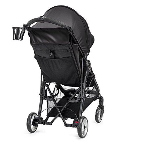 Baby Jogger City Mini ZIP Stroller In Black, BJ24410 by Baby Jogger (Image #2)
