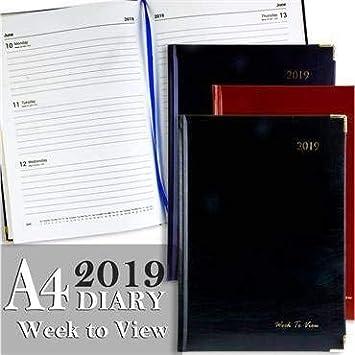 Premier 2019 - Planificador de agenda (A4, vista semanal ...