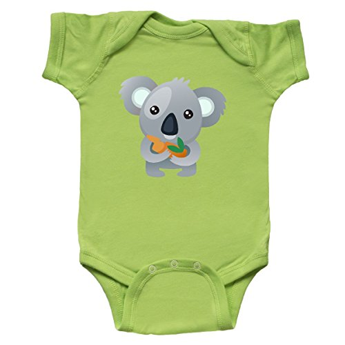 inktastic - Cute Koala Bear Infant Creeper Newborn Key Lime 31432]()