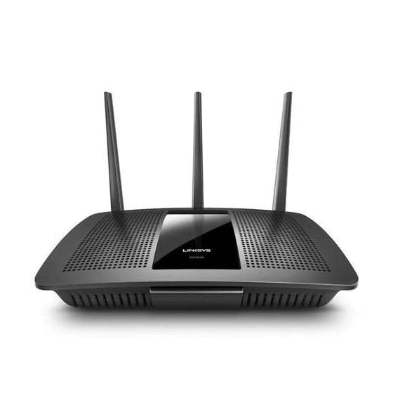 Linksys EA7500-RM2 AC1900 (Max Stream EA7500) Dual Band Wireless Router, Compatible with Alexa (Renewed), Black 1 Power your streaming and gaming with next Gen AC Wi-Fi, which utilizes multi-user MIMO technology to keep multiple Wi-Fi devices online at the same time and the same speed Enjoy your favorite online games and streaming content without buffering or lag via Dual-Band speeds up to 1.9 Gaps Connect 4K TV, gaming console, laptop and more with four Gigabit Ethernet ports for wired transfer speeds 10x faster than fast Ethernet