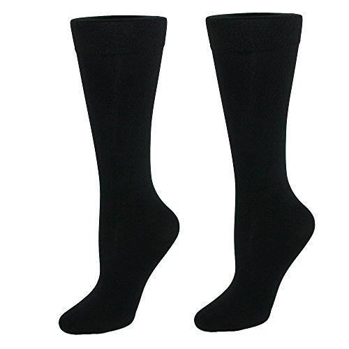 Microfiber Dress Socks - 9
