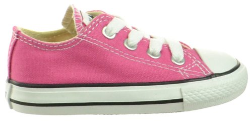 790109918755 Converse Ct Ox Baby Toddlers Fashion Sneakers Carmine Rose Pink 737254f-8
