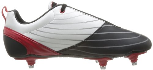 Canterburry Speed Club - Zapatillas Para Rugby de material sintético Unisex Negro