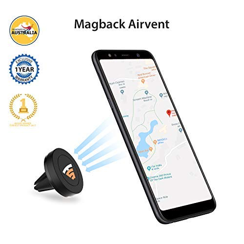 Magback Airvent Magnetic Mount - GPS & Mobile Holder