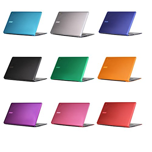 """Free Shipping iPearl mCover Hard Shell Case for 15.6/"""" Acer Chromebook 15 C910.."""