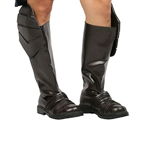 Magneto Boots Shoes Halloween Costume Cosplay PU Props Accessories Custom (Magneto Halloween Costumes)