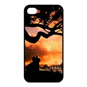 Diystore Gone With the Wind iphone 5c Case The movie series Gone With the Wind Polymer and Silicone iphone 5c Case Cover