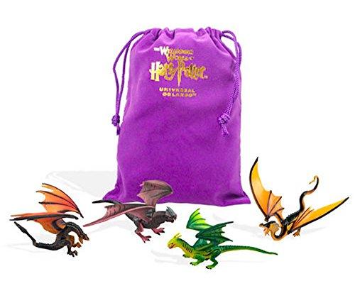 Harry Potter Triwizard Tournament Dragon Pouch