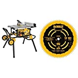 DEWALT 10-Inch Table Saw, 32-1/2-Inch Rip Capacity (DWE7491RS)