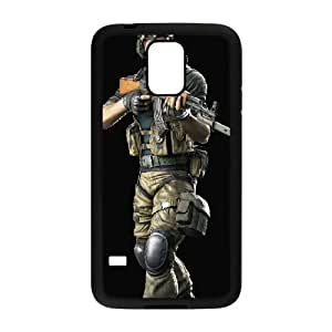 Cross Fire Samsung Galaxy S5 Cell Phone Case Black 53Go-469704