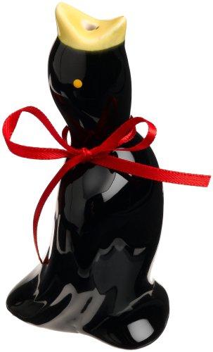 R&M International 7562 Black Pie Bird (International Porcelain)