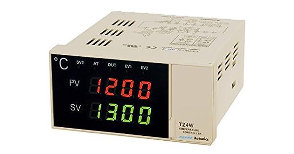 Amazon.com: AUTONICS tz4 W-24s PID Control de Temp, W96 X ...