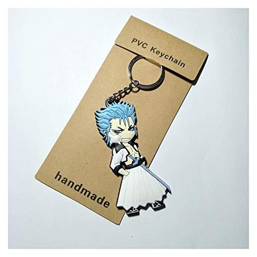 Keychain Pendant Cute - Bleach - Alchemist Soft - Key Chain Jewelry Souvenirs - Gift Key Ring - 4 Styles