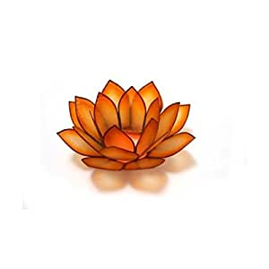 Lotus Tea Light- Mango