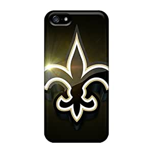 For Iphone 5/5s Fashion Design New Orleans Saints Case-QkQ2463ScQi