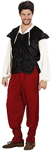 Tavern Keeper Costume (Mens Tavern Keeper Costume Medium Uk 40/42