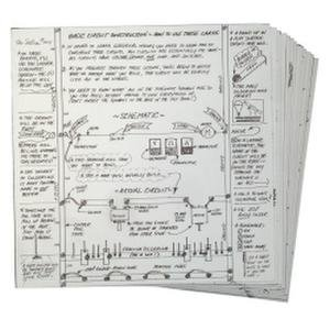 Electronic Specialties EL186 Hands On-Line Electrical Training Cards