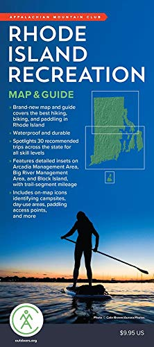 Rhode Island Recreation Map & Guide