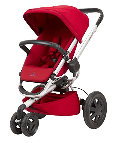 Quinny Buzz Xtra 2.0 Stroller in Red Rumor