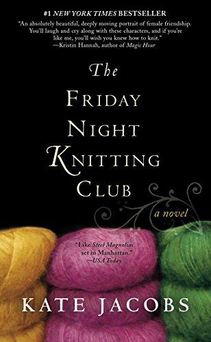 The Friday Night Knitting Club ISBN-13 9780425219096