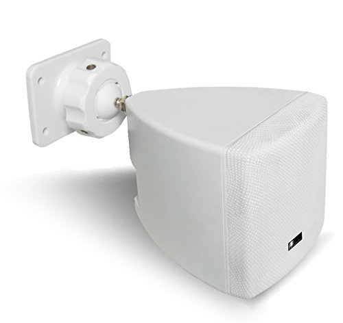 Pure Acoustics HT770 WH Mini Cube Speaker (White)