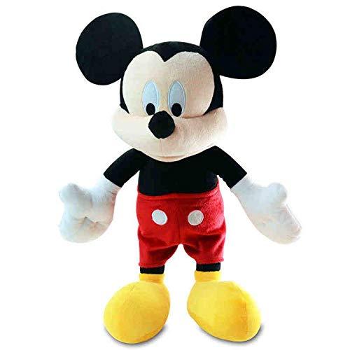 سعر 40 سم ميكي ماوس القطيفة دمية للأطفال ألعاب أطفال فى الامارات