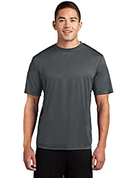 Men's Big & Tall Short Sleeve Moisture Wicking Athletic T-Shirt