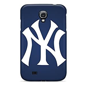 Samsung Galaxy S4 ZMi12957hhCy Support Personal Customs Fashion New York Yankees Image Great Cell-phone Hard Covers -JasonPelletier