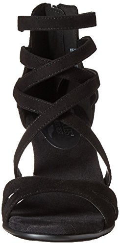 Sandali in con nero Glossary Aerosoles zeppa camoscio P8wEI5qTx
