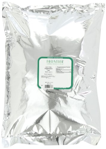 (Frontier Peppermint Leaf C/s, 16 Ounce Bags (Pack of 2))