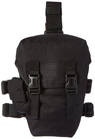 MSA Safety 10034184 nailon Nighthawk qbrn de estilo militar y Riot Control Funda de máscara de