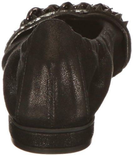 Kennel und Schmenger Schuhmanufaktur Malu - Cerrado de cuero mujer negro - negro